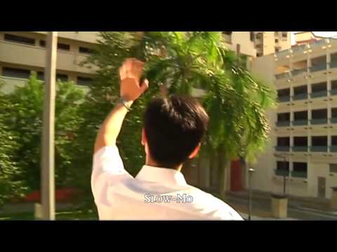 Who is Dr Koh waving to? - A Video Analysis