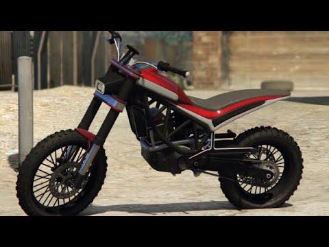 Best Dirt Bike In GTA 5 Online