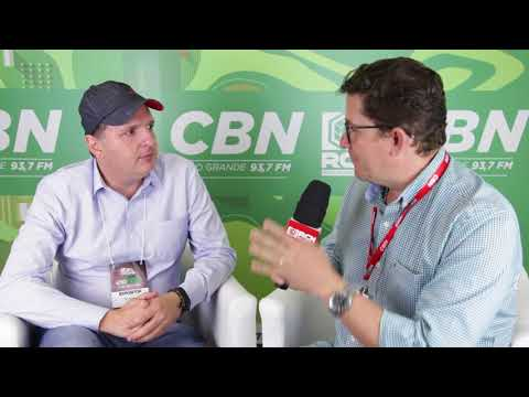 Entrevista CBN Campo Grande: Ricardo Molina