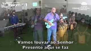 VAMOS LOUVAR AO SENHOR | Hebert Pereira | Ministério de Louvor