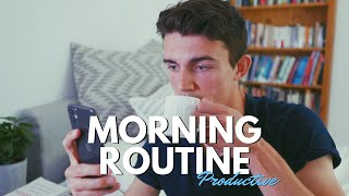 My Morning Routine 2020 –Healthy & productive habits