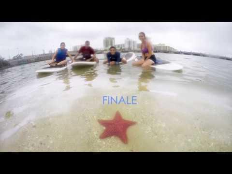 Paddle Boarding Condado Lagoon 5 2018