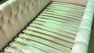 видео Детское Кресло Кровать Ортопедическое с Бортиками Для Мальчиков и Девочек от 3 Лет
