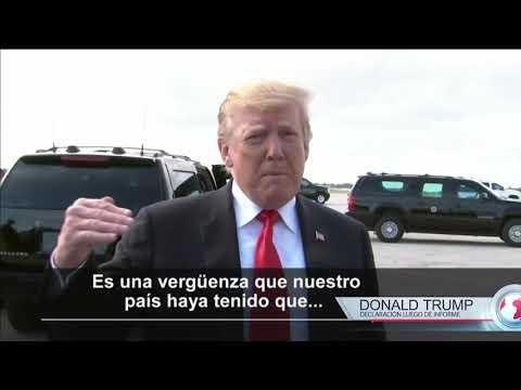 Gaby Calderon - Donald Trump reacciona a Informe Final de Mueller