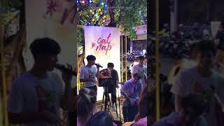 แลรักนิรันดร์กาล (2): cover version by tiewhuii : Cat Nap Charity Event at Nimman Chiangmai 180707