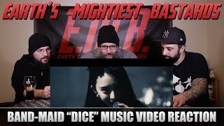 "Music Video Reaction: Band-Maid ""Dice"