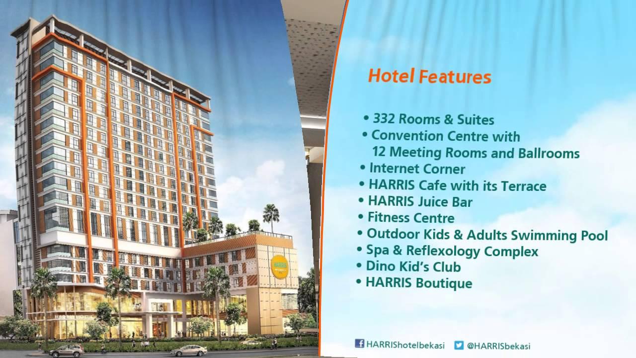 Harris Hotel Conventions Bekasi Youtube