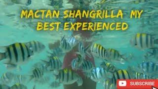 Mactan Shangrilla My Best Experienced