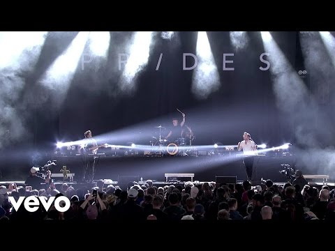 Prides - Out Of The Blue -  Live at Glastonbury 2015