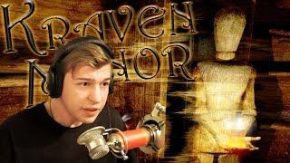 DREH DICH NICHT UM! - Kraven Manor (Deutsch/German) HORROR GAME   Let