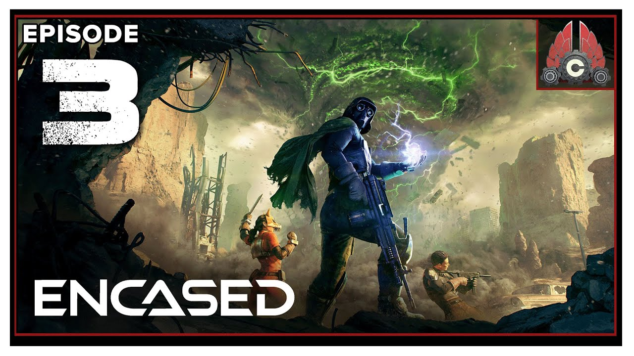 CohhCarnage Plays Encased - Episode 3