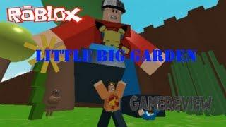Roblox Review: Little Big Garden