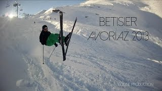 Bétisier/Fails of Ski - Avoriaz 2013