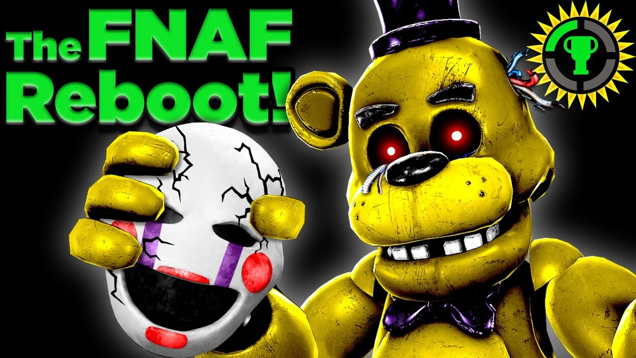 Game Theory: FNAF Just Got A Reboot... (FNAF VR Help Wanted)