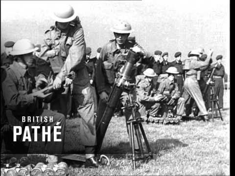 RAF Regiment - Trailer (1950)