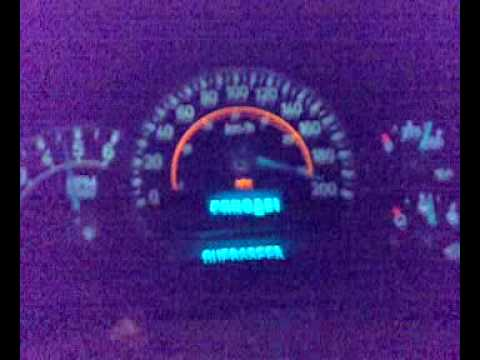 H2 Hummer SUT 0 to 200km Night Time - YouTube