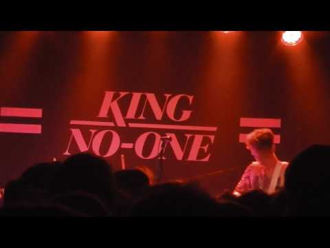 King No-One On the Banks of the Humber: Live at Fruit Hull 6 April 2017