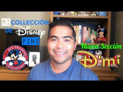 """D'Mí: """"Disney Pin Trading, Mi Colección"""""""