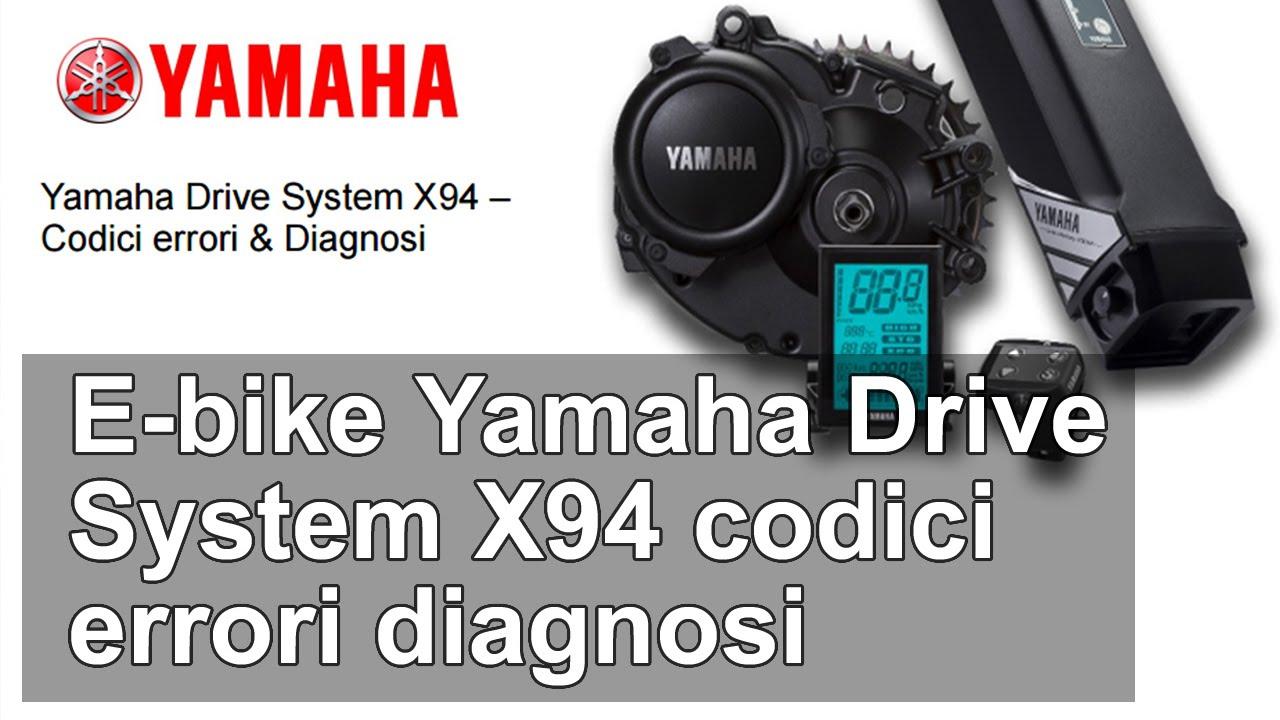 bici elettrica e bike haibike yamaha drive system x94. Black Bedroom Furniture Sets. Home Design Ideas