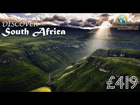 Places to Visit in South Africa with 7 Continents Travel UK