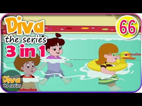 Seri Diva 3 In 1 | Kompilasi 3 Episode ~ Bagian 66 | Diva The Series Official