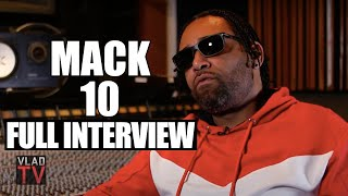 Mack 10 on Ice Cube, Westside Connection, Common & Cypress Hill Beef, T-Boz (Full Interview)