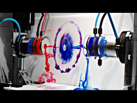 Two Vortex Rings Colliding in SLOW MOTION - Smarter Every Day 195