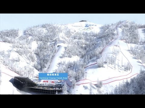 Yanqing Zone, Beijing 2022 Winter Olympic Games