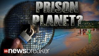 PRISON PLANET?: Ecologist Makes Stunning Claims Humans Are Not From Earth thumbnail