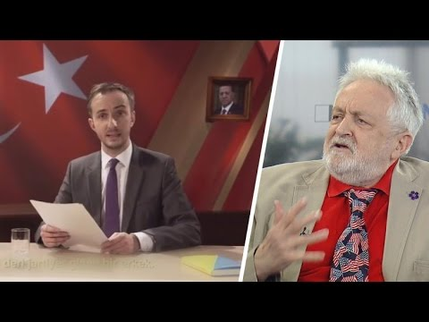 Fall Böhmermann - 'Erdogan hat es verdient, beleidigt zu werden'