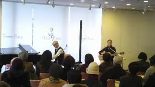 bossaccordéon Emi Sato(vocal, guitar) Toshiyuki Tanaka(piano) ボサ...