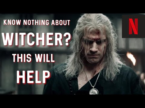 BEFORE YOU WATCH THE WITCHER NETFLIX SHOW