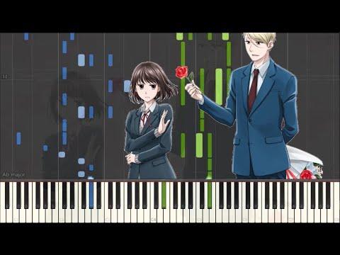 KoiKimo (Koi to Yobu ni wa Kimochi Warui) ED Full『Rinaria』by Maruritoryuuga