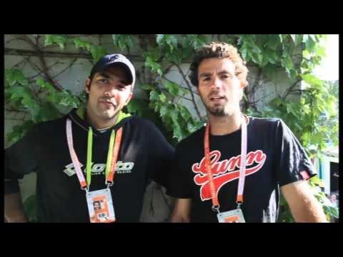 Qureshi & Rojer Roland Garros Interview