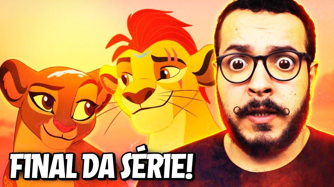 O Rei Leão: KION VIROU REI! - FINAL DA SÉRIE