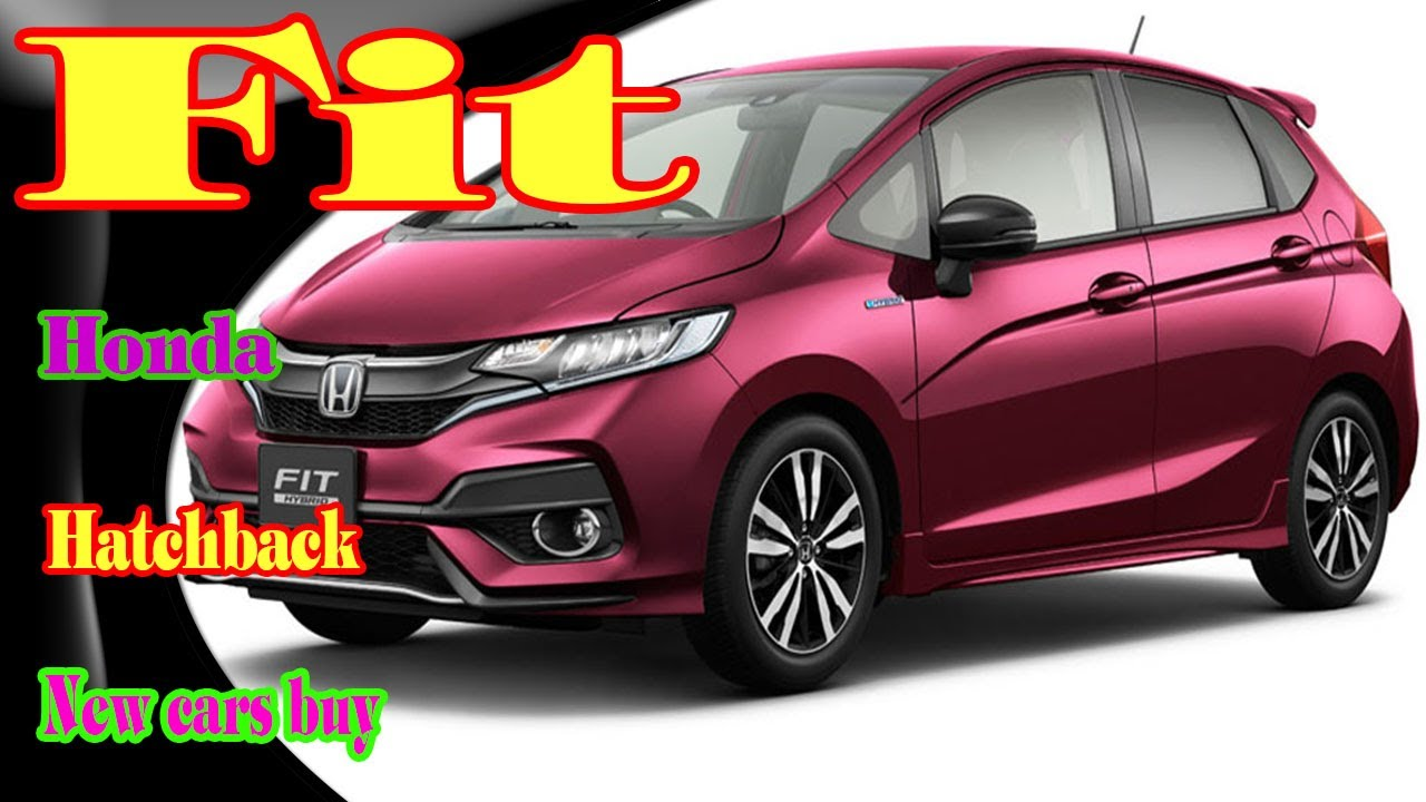 2018 Honda Fit Review 2018 Honda Fit Sport 2018 Honda Fit Turbo
