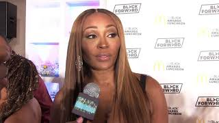 Cynthia Bailey on Cynthia Bailey Eyewear