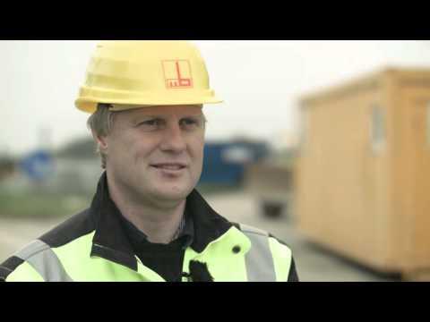 Infrastruktur - Verkehrswegebau bei Max Bögl