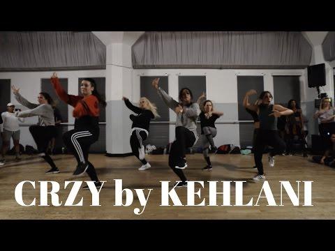 Kehlani - CRZY #CRZYStrong | @DanaAlexaNY Choregraphy