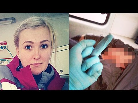 Paramedic Fired After Taking Rude Selfies With Patients