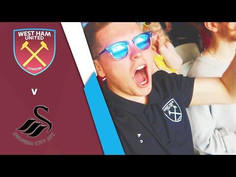 WEST HAM UNITED VS SWANSEA CITY (Premier League 16/17)