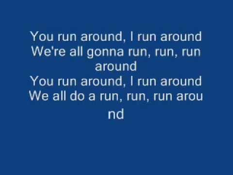 Digimon Run Around Lyrics.wmv