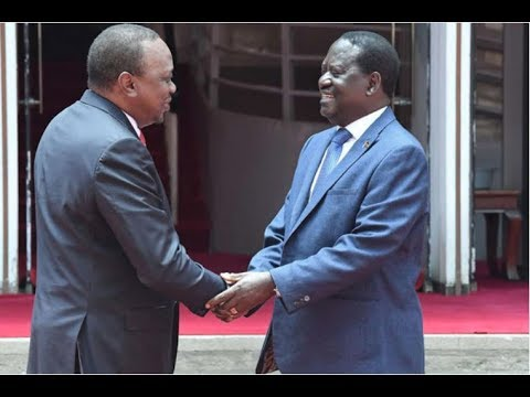 No State position for Raila Odinga - President Uhuru Kenyatta