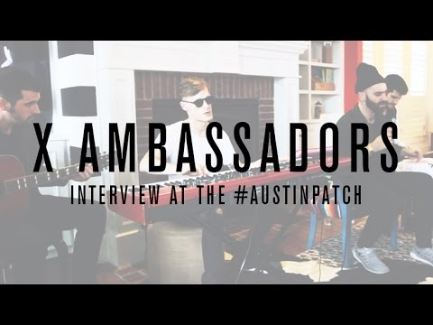 X Ambassadors - Interview