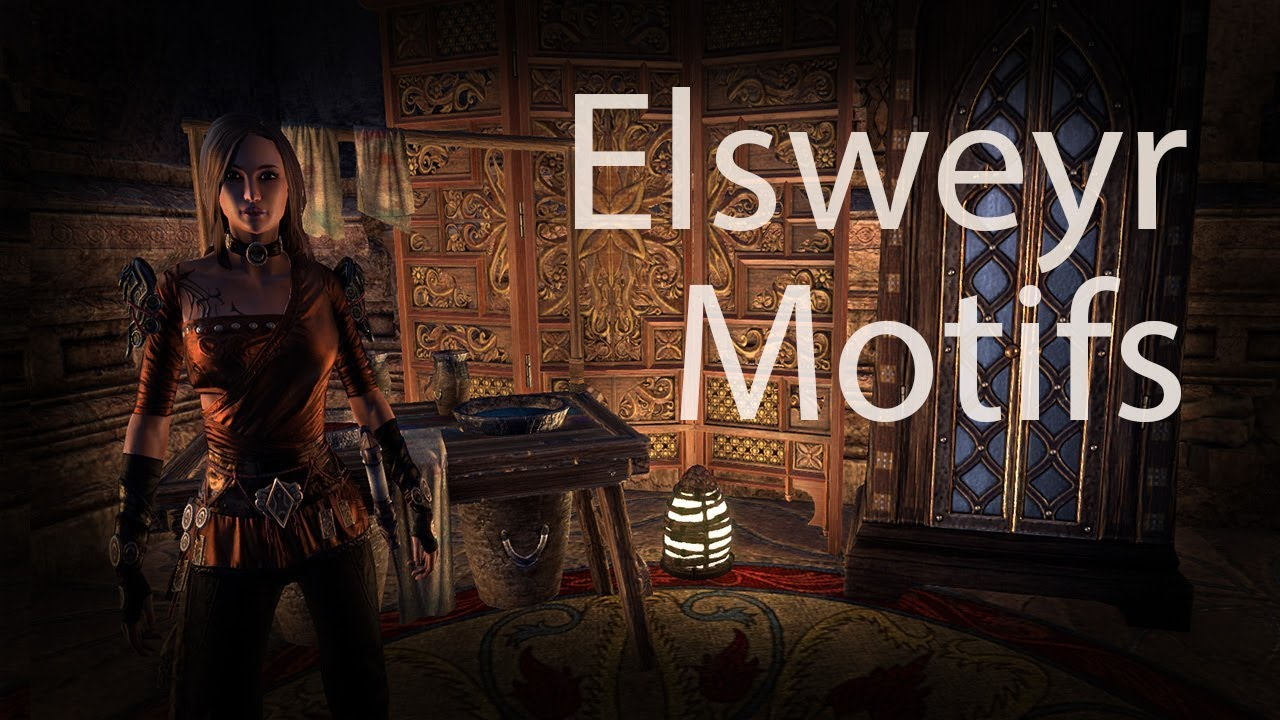 ESO Elsweyr – New Motifs and Styles!