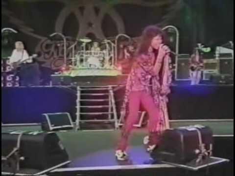 Aerosmith Janie's Got a Gun Live Holland '94