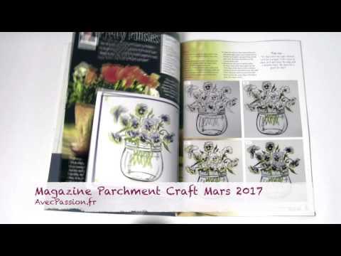 Magazine Parchment Craft mars 2017 03