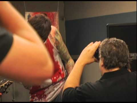 SUICIDE SILENCE - You Only Live Once (OFFICIAL BEHIND THE SCENES)