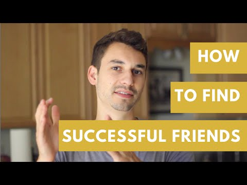 How to Find SUCCESSFUL Friends (& Workout Buddies)