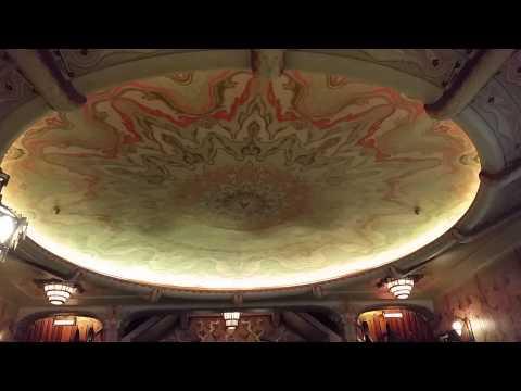 Tuchinski Cinema interior, Muntplein, Amsterdam.